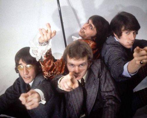 Robin, Maurice, Barry & Colin