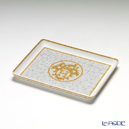 Perfekt Hermes Tray | ...   Hermes Mosaique Au 24 Collection Asiatic 16 X 12 Cm  Rectangle Tray