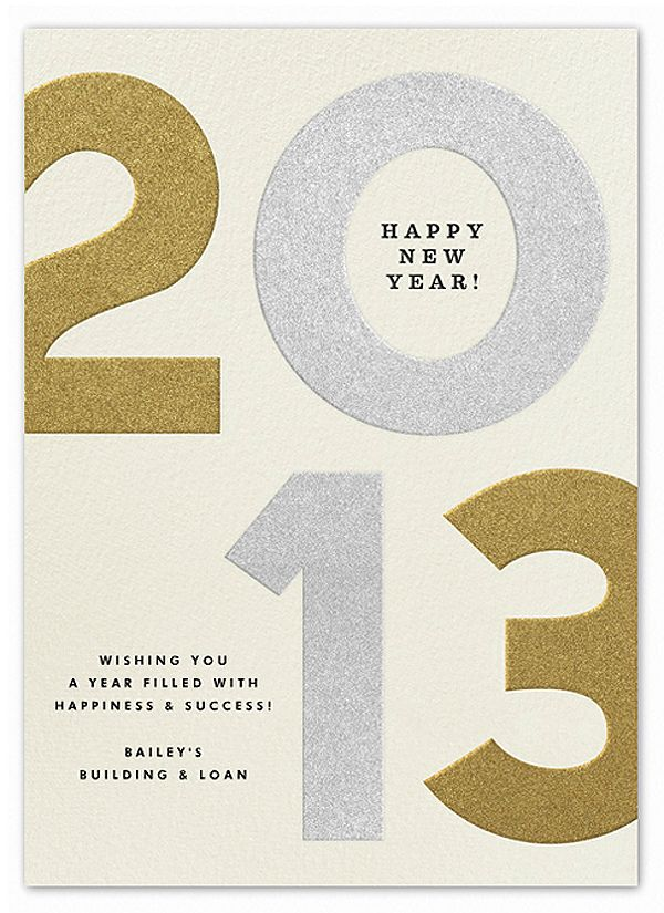 last minute holiday cards pinterest new year card new year card design and cards