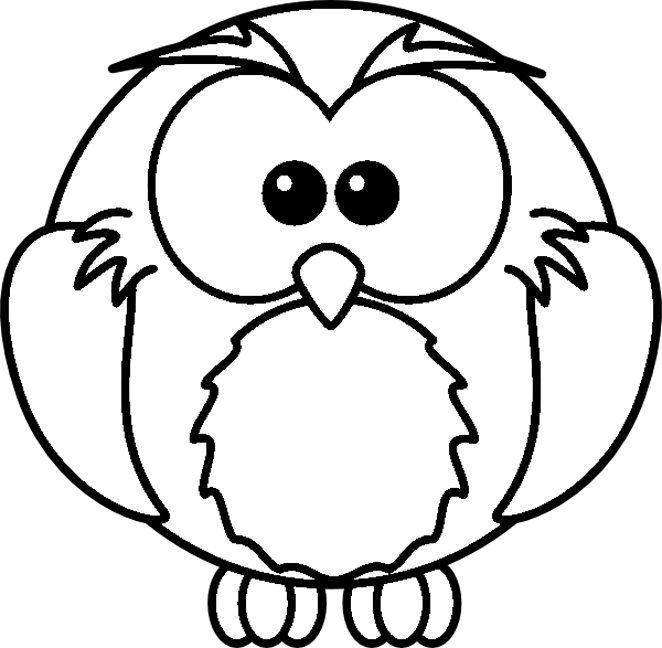 EuleAusmalbild  Leonie  Pinterest  Coloring Owl patterns and