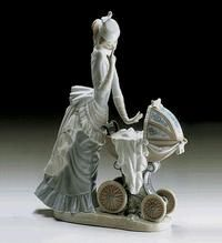 Baby's Outing Lladro