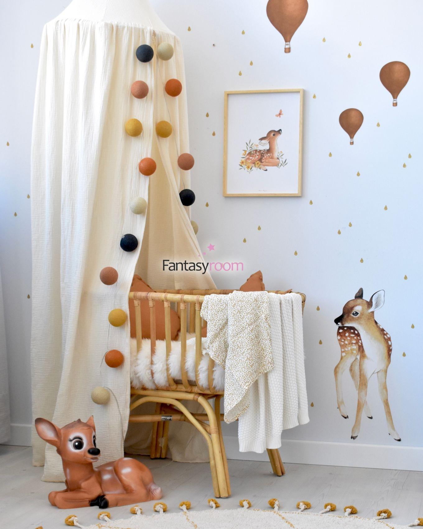 Babyzimmer In Warmen Farben Einrichten Babyzimmer Wandgestaltung Kinder Zimmer Kinderzimmer Dekor