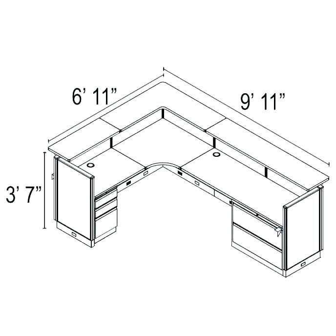 Standard Desk Standard Desk Dimensions Desk Counter Desk