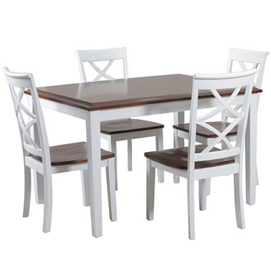 Buy Bradshaw 5-pc. Dining Set today at jcpenney.com. You deserve great deals and we've got them at jcp!
