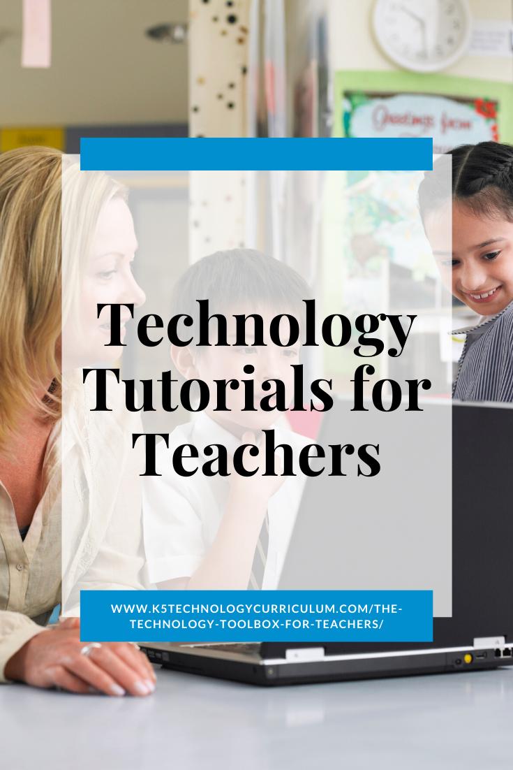 The Technology Toolbox for Teachers