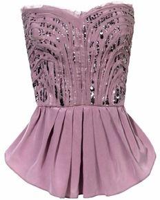 ubiore.pl • Produkty • Rebecca Taylor • sparkle corset