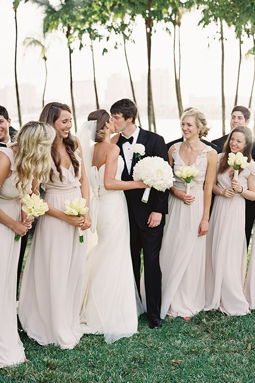 A chic destination wedding in palm beach florida for Wedding dresses palm beach