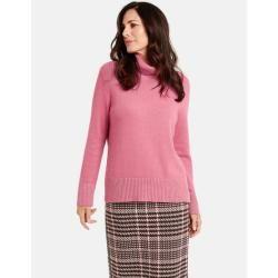 Photo of Gerry Weber turtleneck sweater pink women Gerry WeberGerry Weber