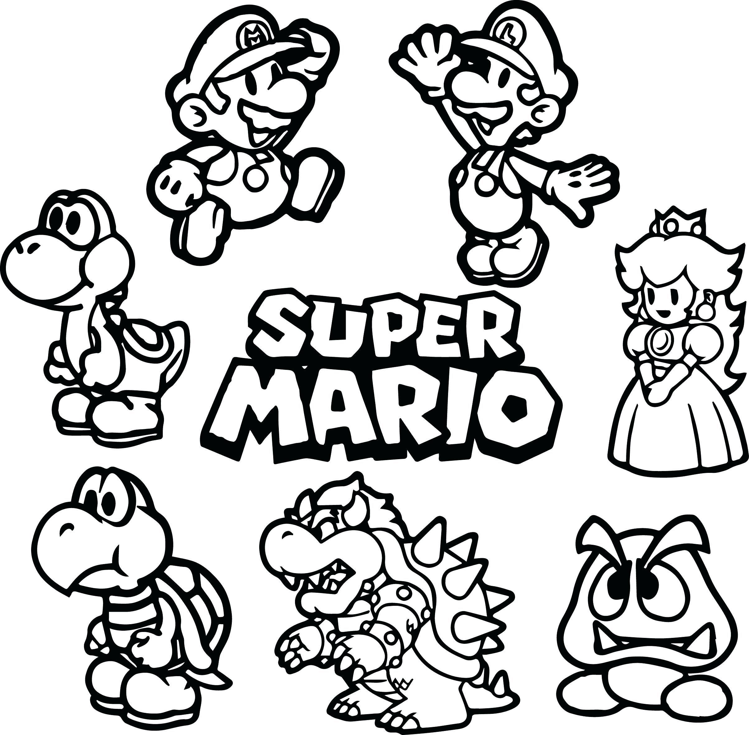 Mario Kart Coloring Pages Coloring Pages Mario Kart Printable Coloring Pages Adaptpape Desenhos Animados Para Colorir Desenho Super Mario Desenhos Para Colorir