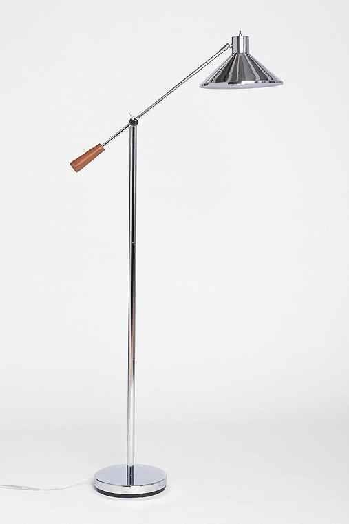 Cantilever Lamp New Office Living Room Lighting Silver Floor Lamp