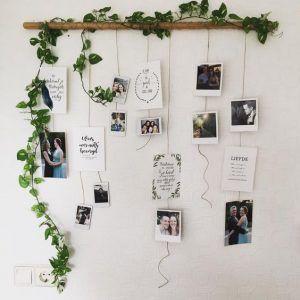 Polaroids Ophangen In De Slaapkamer Doe Je Met Deze Ideeen Roomed Goedkope Huisinrichting Diy Decoratie Slaapkamer Huis Ideeen Decoratie