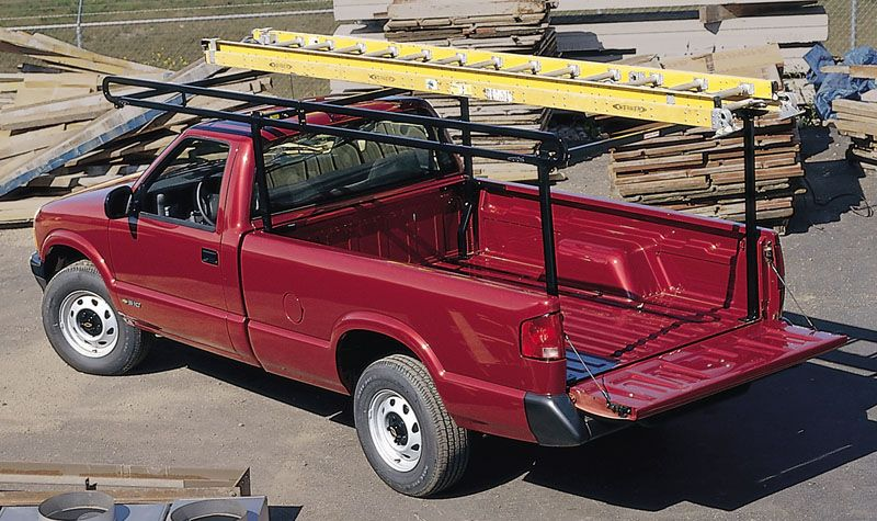 When You Need To Transport Ladders Lumber Or Other Long Materials To A Job Site Weatherguard Has The Rack For You Fuel Storage Heavy Duty Racking Ladder Rack