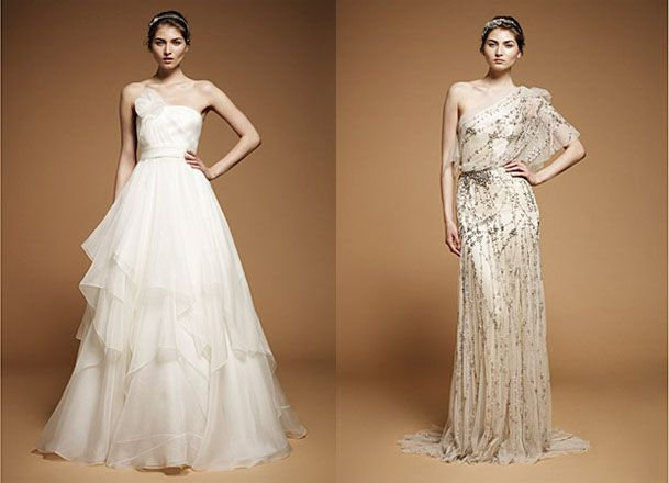Vintage Wedding Dresses Jenny Packham: Jenny Packham 2012 Fall Collection