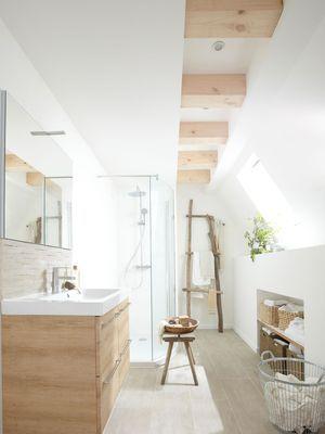 Refaire Sa Salle De Bains Les Conseils Dagencement Et Modèles - Cote maison salle de bain