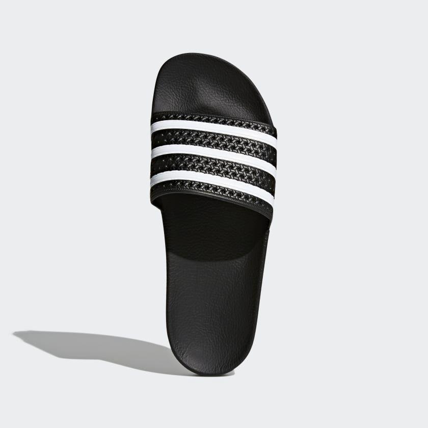 6a8d7bbbe777f Adilette Slides Black 280647 Adidas Adilette
