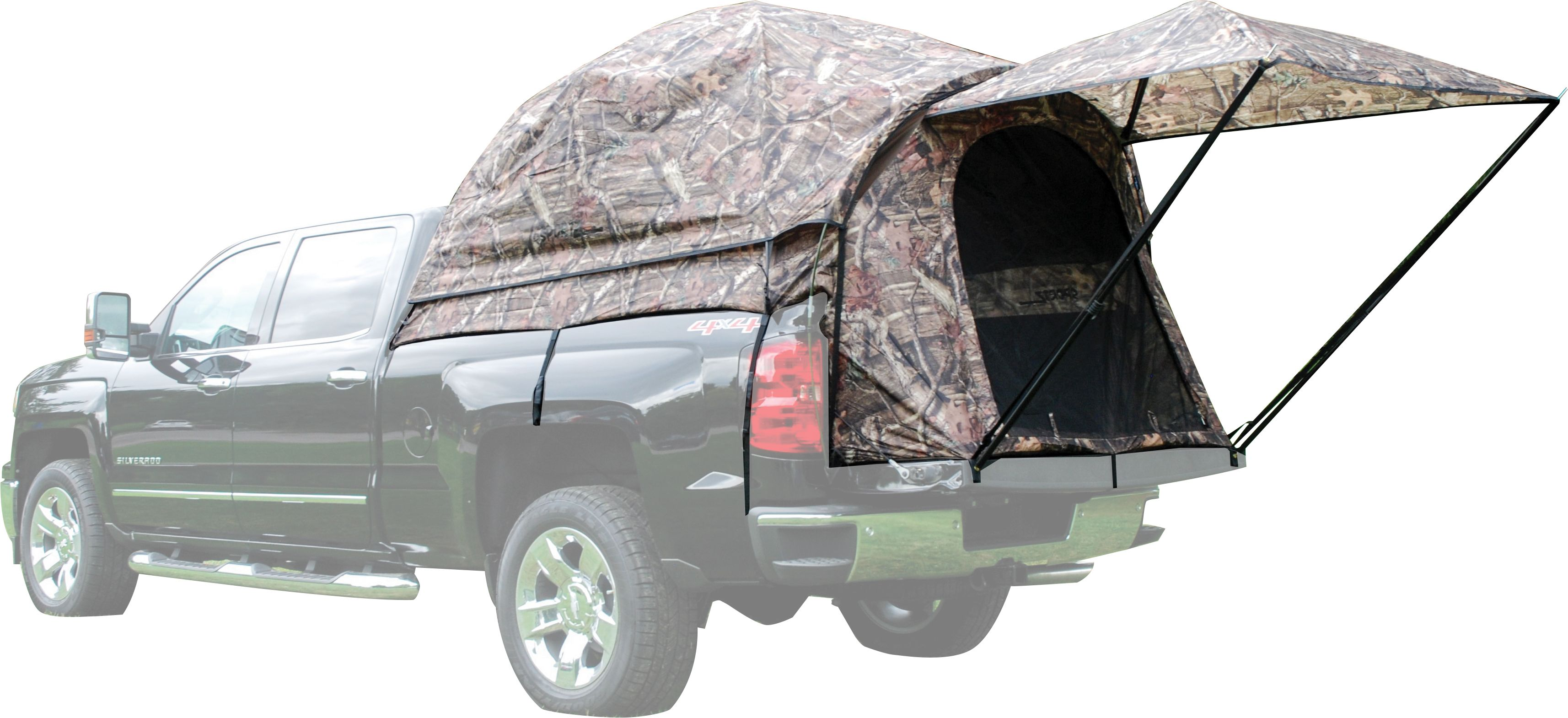 Napier outdoors 57 series sportz camo 2 person truck tent tents and tarps cabin tents at academy sports
