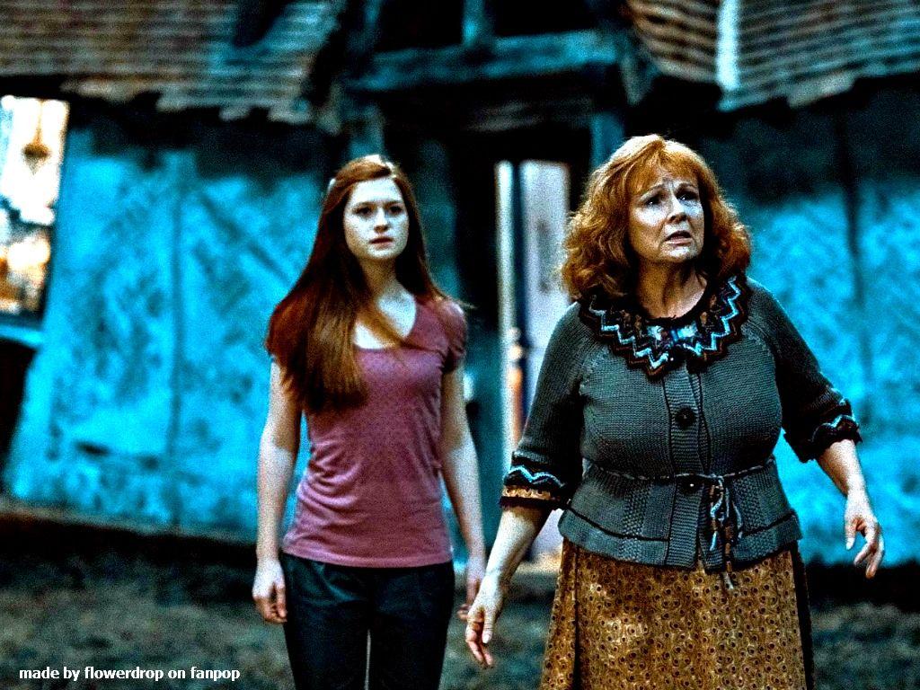 Ginny Weasley Wallpaper Harry Potter Harry Potter