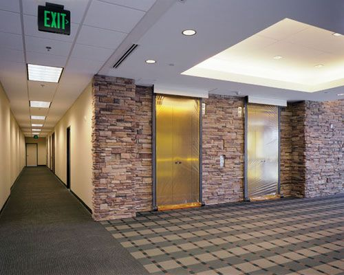 Design Alternatives to the Enclosed Elevator Lobby ...