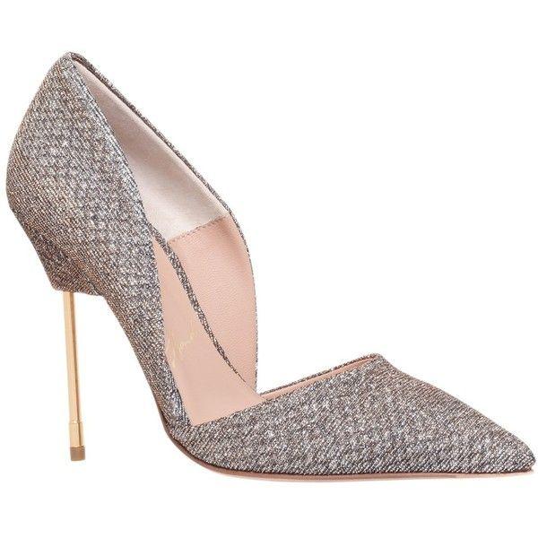 5214a4241a09 Kurt Geiger Bond Ultra Slim High Heel Court Shoes