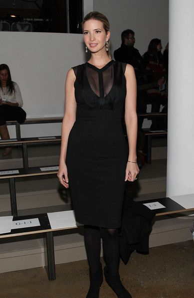 Ivanka trump cleavage