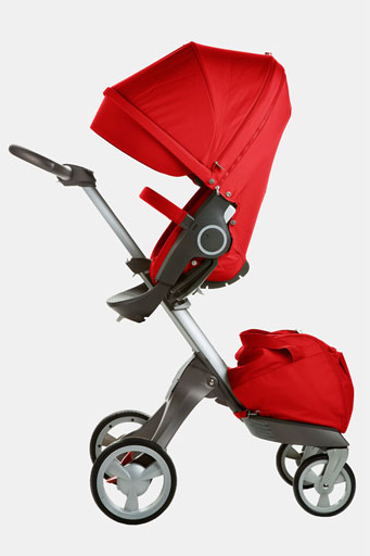Pin by . on Red Baby strollers, Baby gear