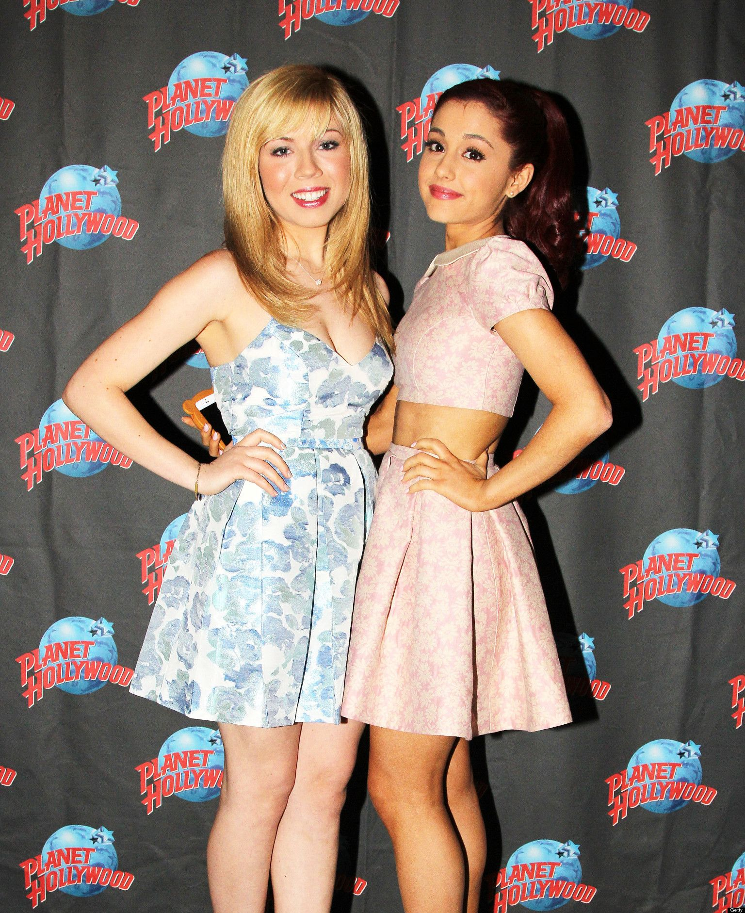 Grande mccurdy nackt jennette ariana 41 Sexiest