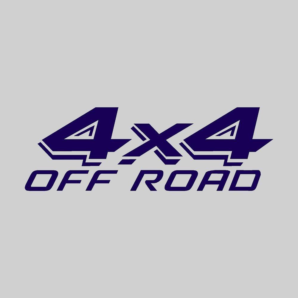 4x4 Off Road Truck Decals Stickers 4 X12 Inch X2 Dark Blue Vinyl Ebay In 2021 Truck Decals Trucks Car Sticker Design [ 1000 x 1000 Pixel ]