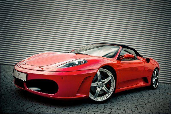 Graf Weckerle 2012 Ferrari F430 Spider Cars Bikes Boats And