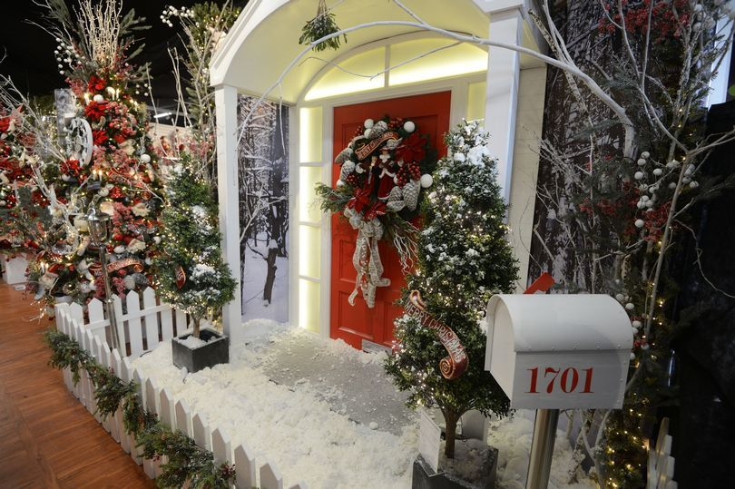 Take a look inside the Bents garden Centre Christmas shop