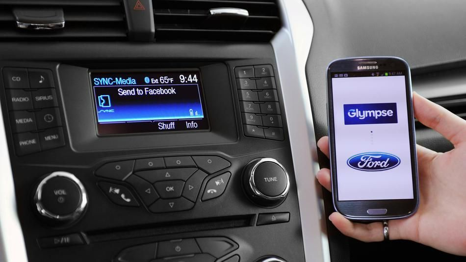 Car Apps Finally Get What They Need Geeks Ford Sync Car