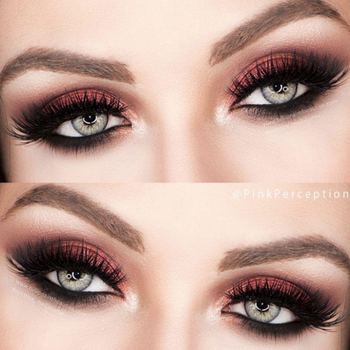 Amazing makeup artists pinkperception wearing natural