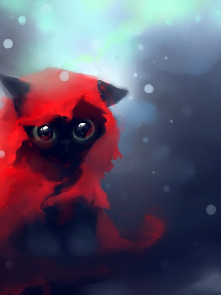 Little Red Yin By Apofiss Of Deviantart An Illustrated World
