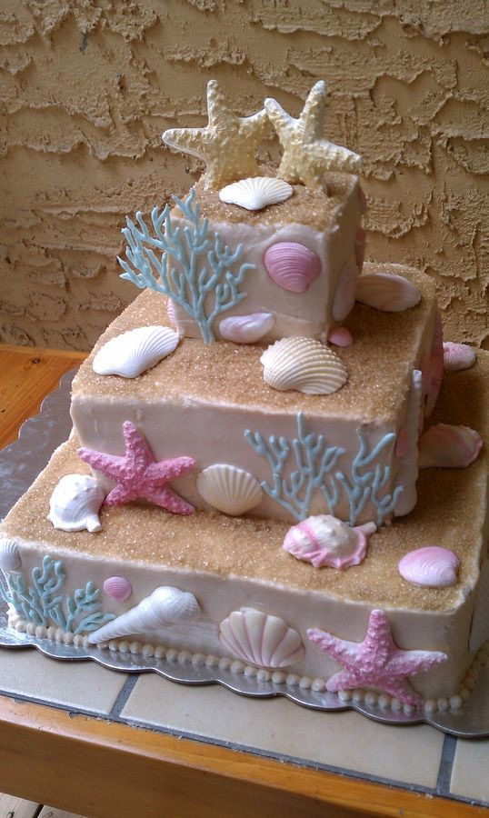 1298057114.jpg — Square Wedding Cakes