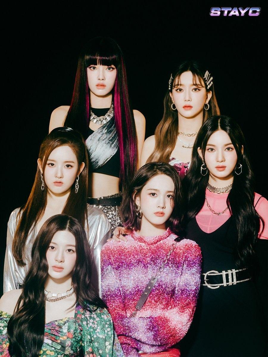 12 STAYC ideas in 2021 | kpop girls, girl group, girl