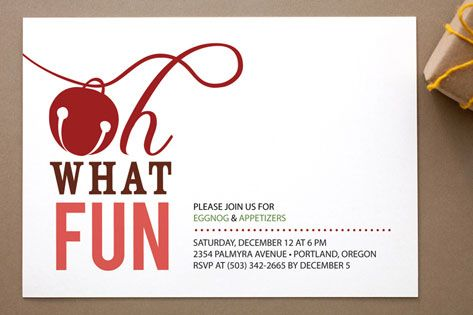 17 Best images about christmas invites – Fun Party Invitation