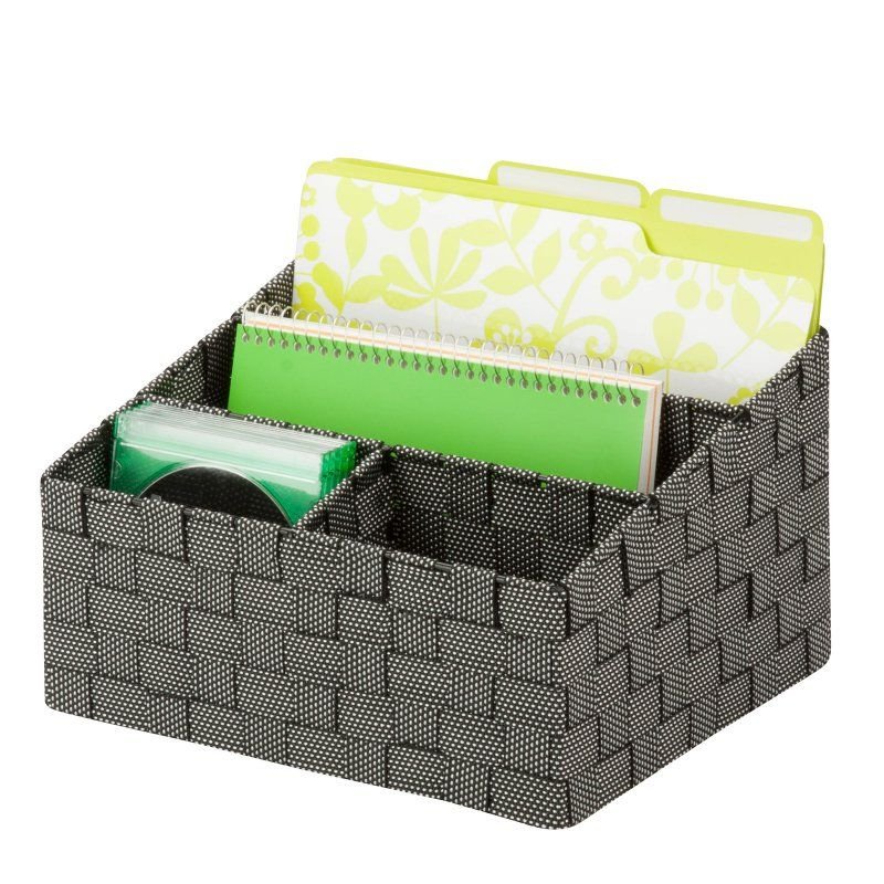 Honey Can Do Mail And File Desk Organizer - OFC-03690