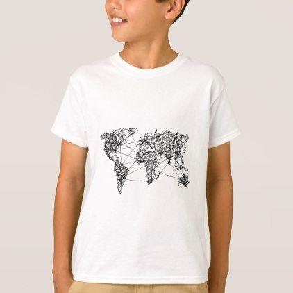World map tee shirt gumiabroncs Images