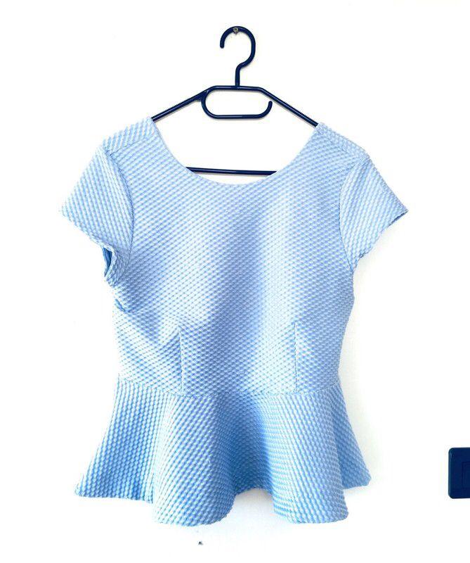 Veste levis femme bleu
