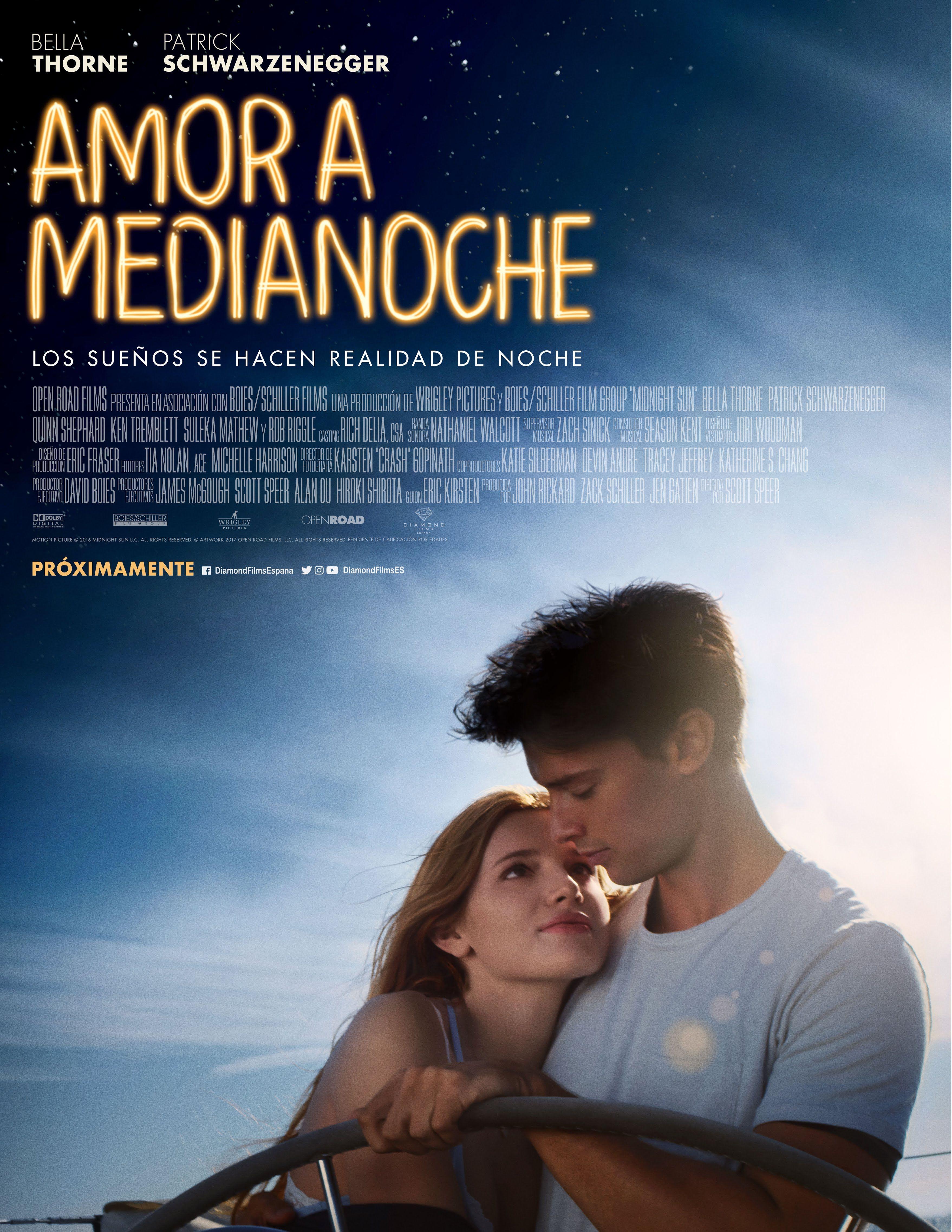 Amor A Medianoche Peliculas Romanticas En Español Peliculas Juveniles Romanticas Peliculas Romanticas Completas
