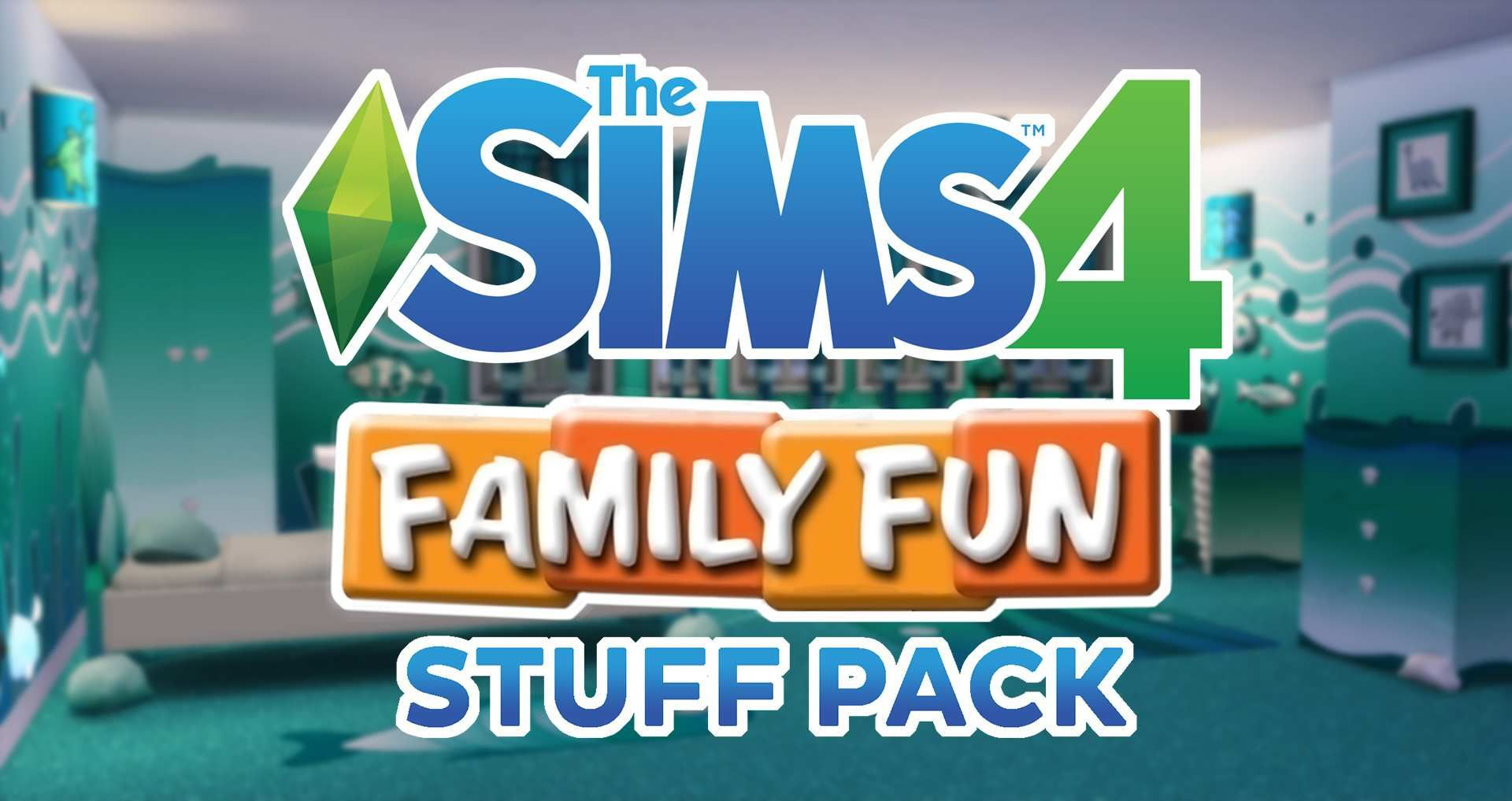 The Sims 4 Family Fun Stuff Pack In 2020 Sims 4 Family Sims 4 Sims
