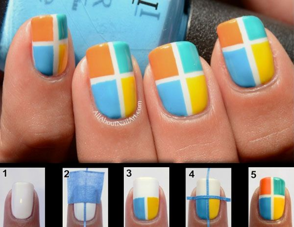 Nail art facile à faire