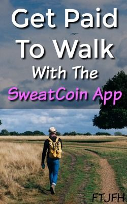 how to get cash money from sweatcoin