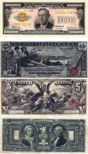 Old And Rare Dollars Of Usa World Amazing Pictures
