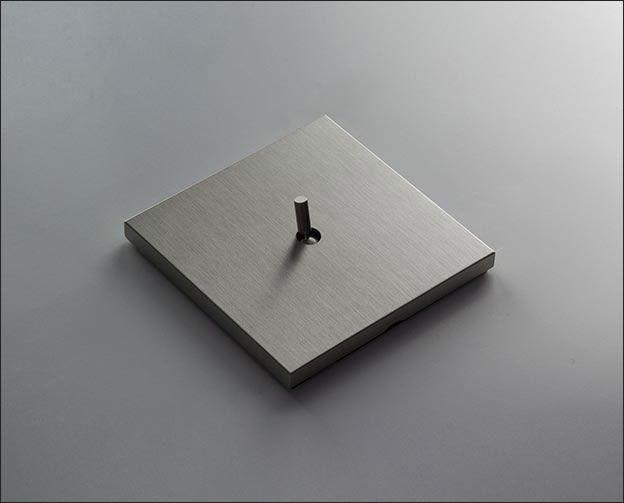 NEW 10A Flat plate Black Nickle    Switch Intermediate   DIY