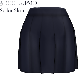 Mmd Sailor Skirt Dl By Mmdfakewings18 Mmd Models Skirts