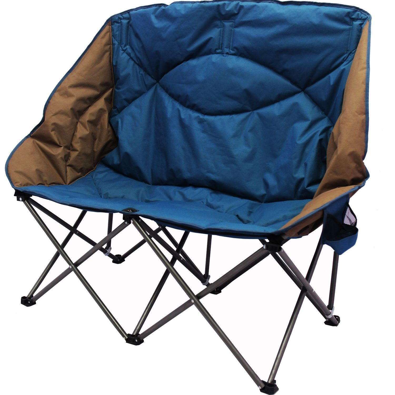 Camping Furniture 16038 Double Folding Chair Portable