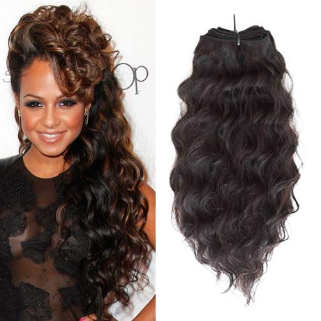 26 Inches Wavy Virgin Peruvian Hair