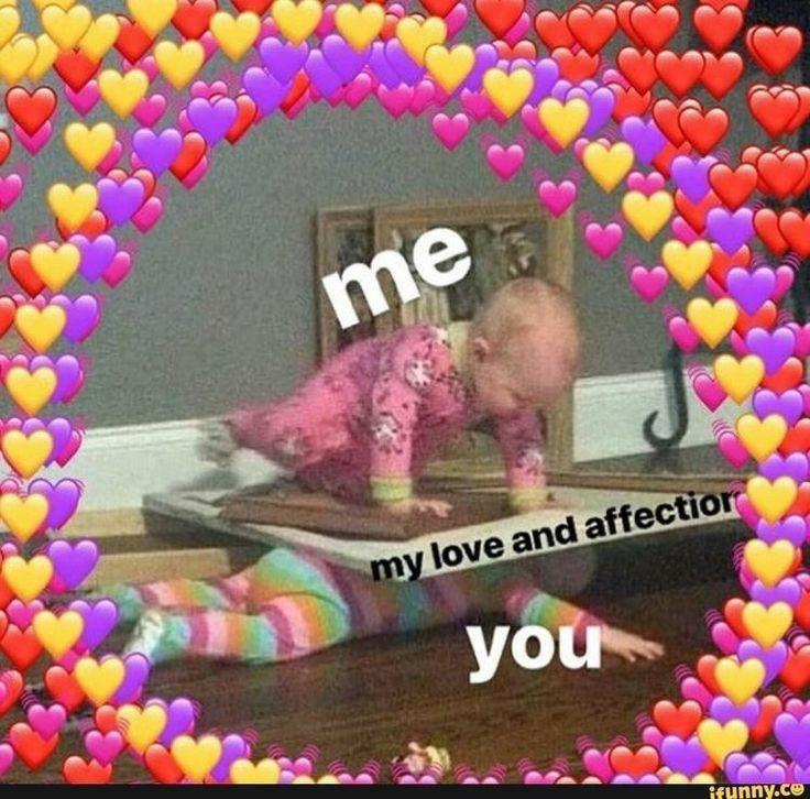 Overwhelming In 2020 Cute Love Memes Love Memes Cute Memes