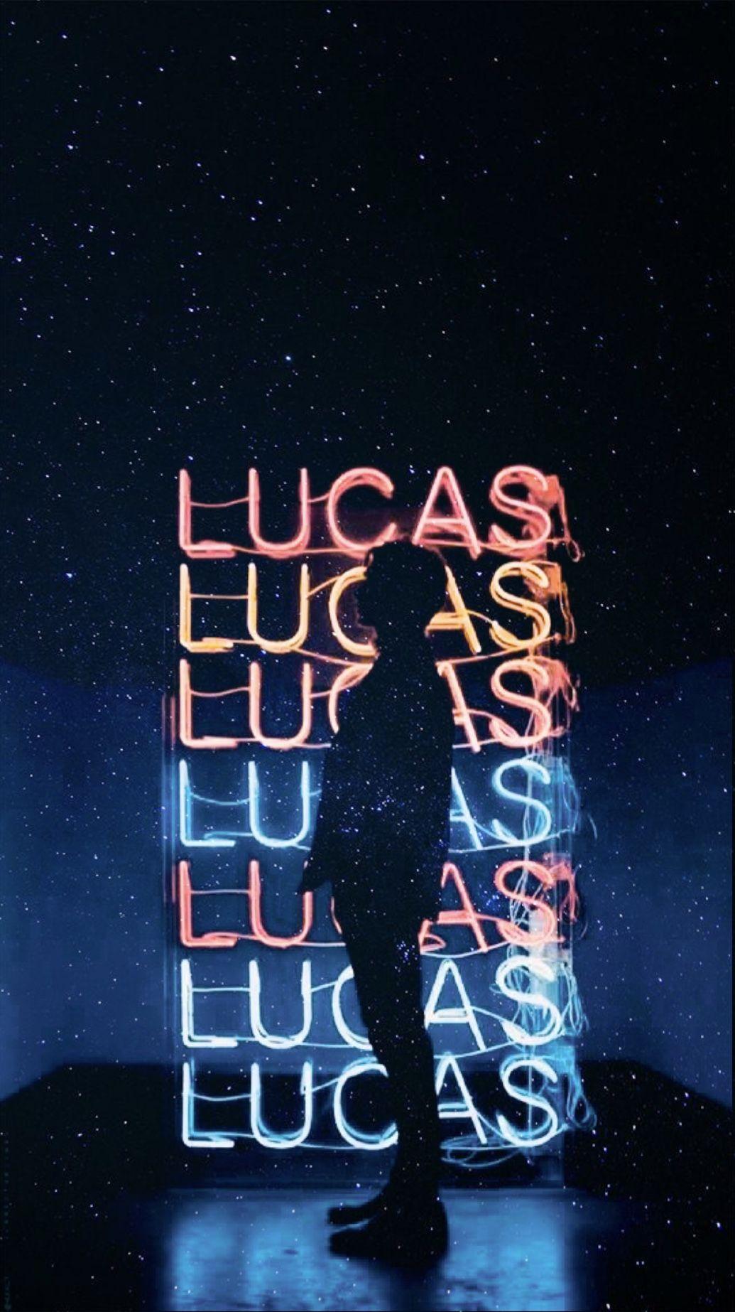 #nct2018 #nct Lucas   NCT wallpaper   NCT, Nct 127, dan Lucas nct