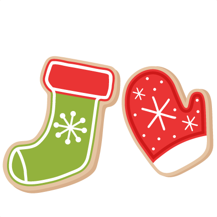 Christmas Cookies scrapbook clip art christmas cut outs ...